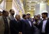 افتتاح نیروگاه سیکل ترکیبی بهبهان با حضور معاون اول رئیس جمهوری
